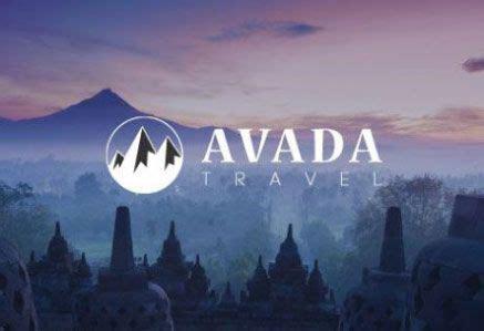 avada theme gradient background demos telenick