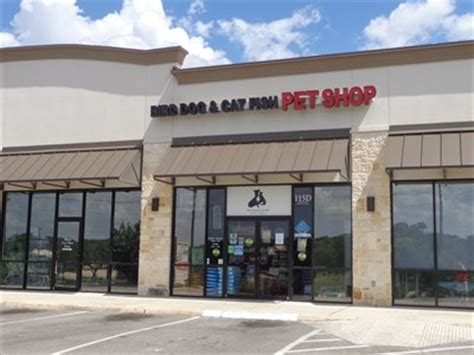 bird dog cat fish pet shop bulverde tx pet stores