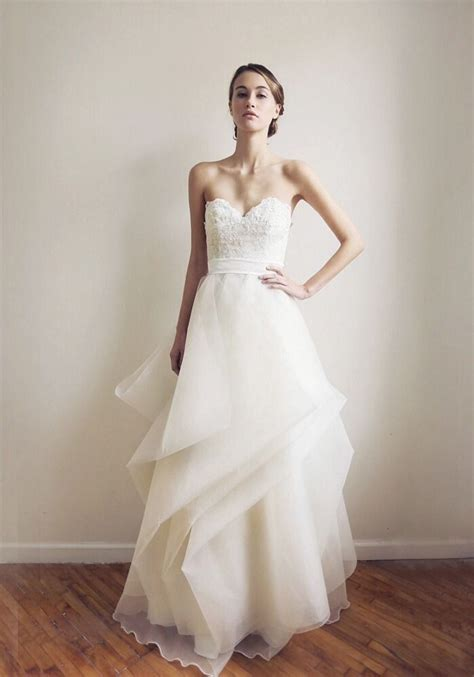 classy wedding dresses   lace touch bring