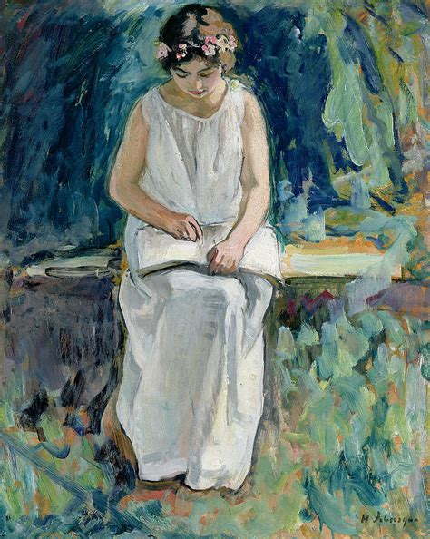 portraits of jesus a reading guide books reading painting by henri lebasque