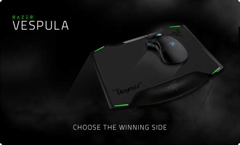 Razer Vespula Gaming Mouse Mat by Dual Sided Gaming Mouse Mat Razer Vespula