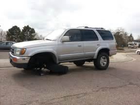 1996 Toyota 4runner Lifted New Country Lift Anyone Running This Toyota