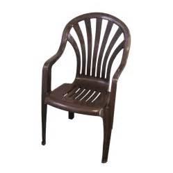 Walmart Lawn Chairs Shop Gracious Living Earth Dark Brown Seat Plastic