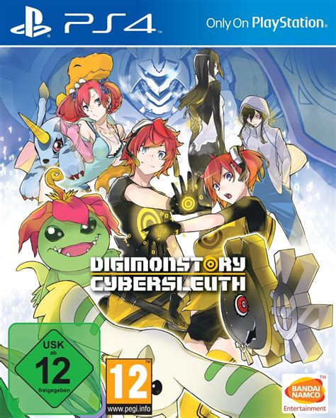 Digimon Story: Cyber Sleuth PS4 Review   Persona meets