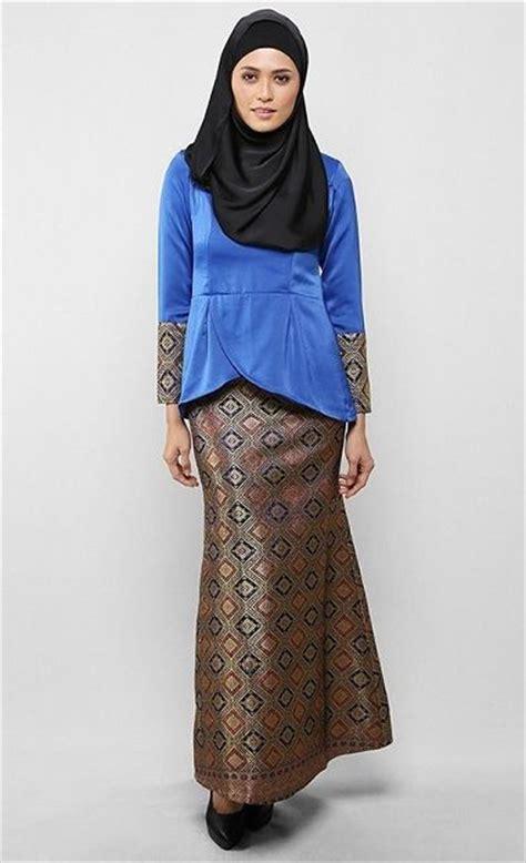 Set Kebaya Muslim Bordir 25 tren model baju kebaya modern terbaru 2018 info tren
