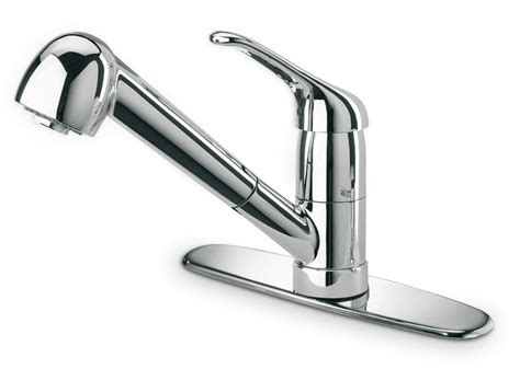glacier bay pull out kitchen faucet glacier bay latoscana 45cr564 single handle pull out sprayer kitchen faucet with soap dispenser