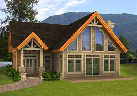 lodgepole post and beam family cedar home plans cedar homes
