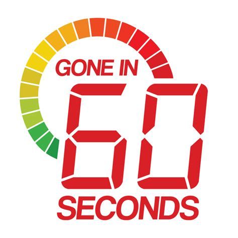 theme music gone in 60 seconds eagle radio gone in 60 seconds