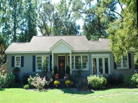 small house exterior colors for the home pinterest