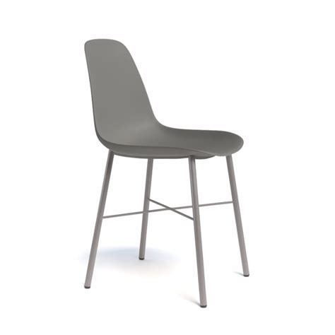 Banc Meuble Chaussure 6130 by Chaise Chaise Cloe Taupe Kreabel