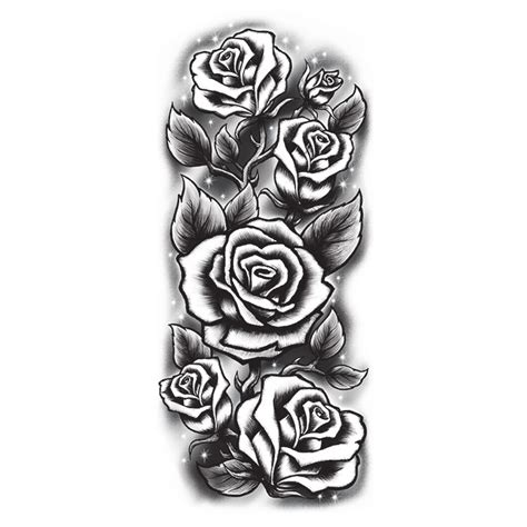 temporary tattoos rose temporary tattoos taintedtats