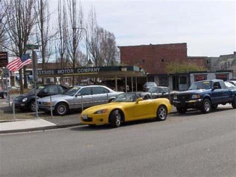 Eastside Motor Company : Kirkland, WA 98033 5431 Car