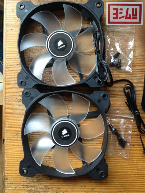 high static pressure fans jual corsair air series sp120 led high static pressure