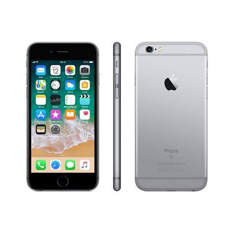 iphone 5 6 elmo iphone 6s gris espacial 32gb