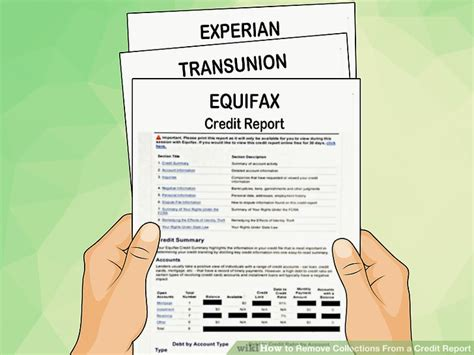 2007 Collections Report 2 by How To Remove Collections From A Credit Report 11 Steps