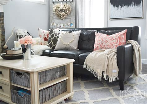 pink and black home decor black blush pink s day home decor ideas diy