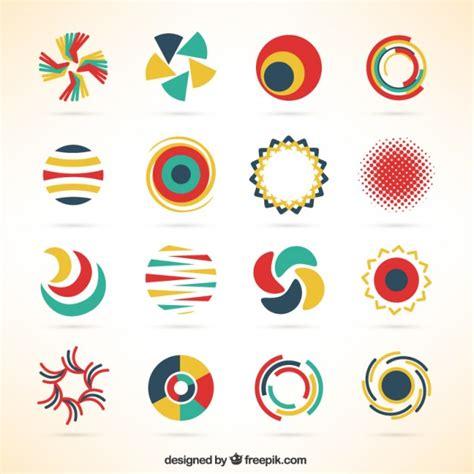 imagenes en vectores gratis descargar plantillas de logotipos redondos descargar vectores gratis