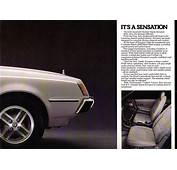 Car Brochures  1978 Chrysler Sigma Scorpion Australia