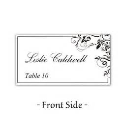 template for wedding place cards 49 best images about place card on wedding