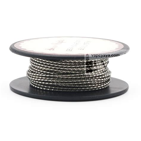 Stainless Steel Ss 316l stainless steel ss 316l clapton resistance wire