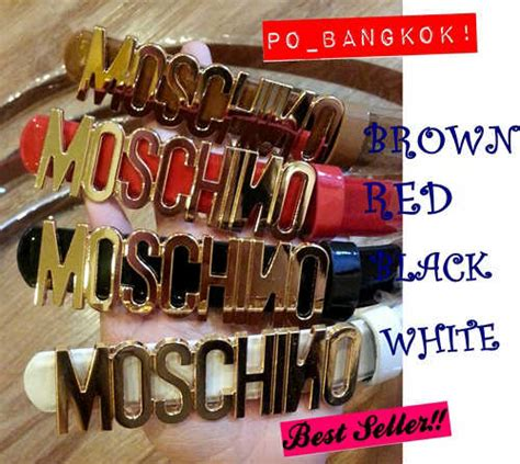 Sale Chino Black Murah kawai grosir moschino belt