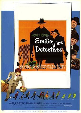 libro emilio y los detectives secci 243 n visual de emilio y los detectives filmaffinity
