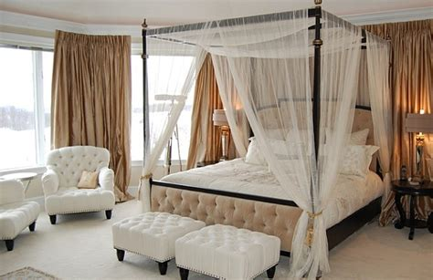 mosquito in bedroom bedroom romantic white decoration idea with canopy bed