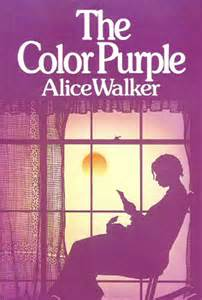 color purple author the color purple by walker book addict