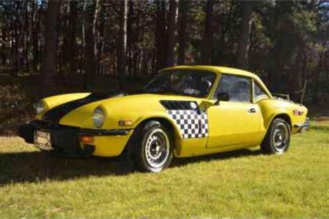 mazda miata 1 6 engine triumph spitfire with 1 6l mazda miata engine 5sp 1978
