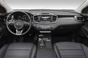 Kia Sorento Inside Pictures 2015 Kia Sorento Car Interior Design