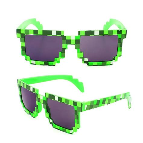 Minecraft glasses this party started