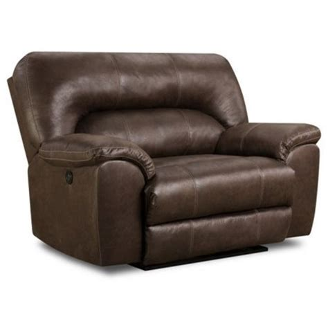 american furniture recliner american furniture af740 recliner and a half miskelly