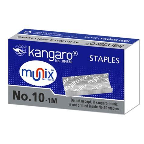 Kangaroo Stapler No 10 stapler pin no 10 kangaro sb15190102 rs6 66