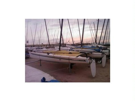catamaran for sale barcelona hobie cat 17 in barcelona catamarans sailboat used 95657