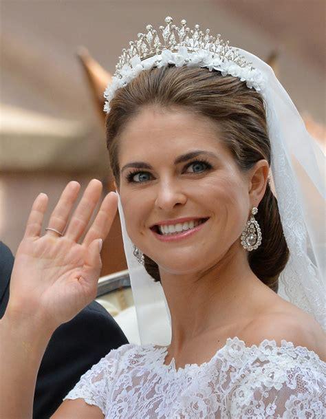 Prinzessin Madeleine Hochzeitsfrisur by Princess Madeleine Photos Photos The Wedding Of Princess