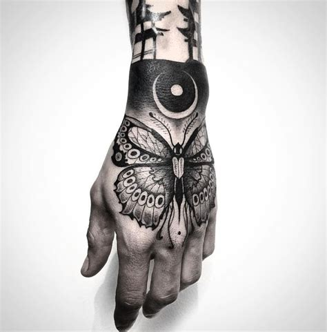 black hand tattoo best 25 black tattoos ideas on earth