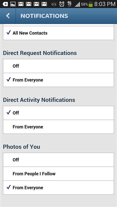 tutorial instagram direct message how to disable instagram direct message notifications
