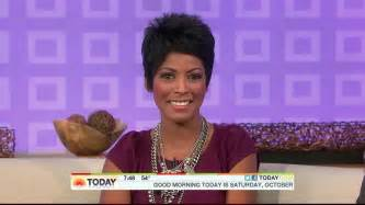the today show tamara hair cut nyc newswomen tamron hall today show october 8 2011