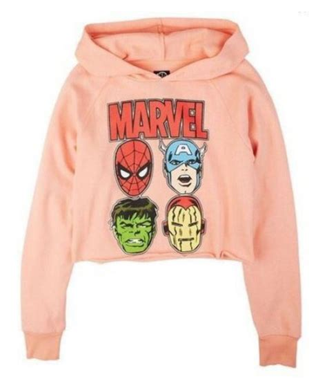 Sweater Iron Marvel Abu sweater marvel hoodie cropped sleeves fashion style trendy cool spider