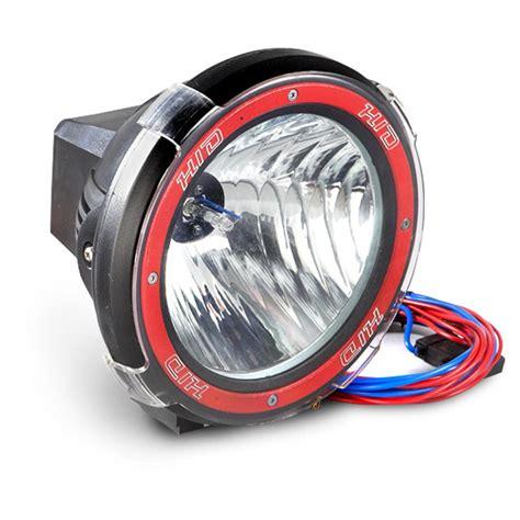 high intensity lights for trucks custom accessories 174 7 quot hid high intensity off road light
