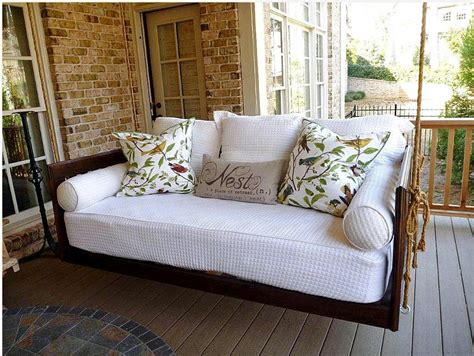 composite porch swing how to decorate a composite porch swing porch and