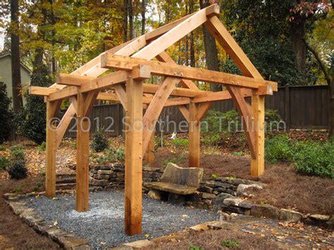 outdoor structures timber frame garden structure garden structures gardens