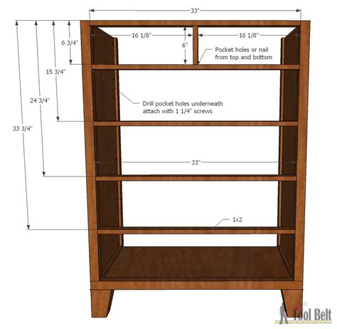 bedroom dresser plans plans to build a tall dresser bestdressers 2017