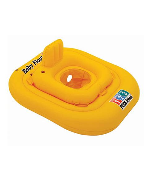 Intex Swimming Ring intex baby float ring seat 6 12 months 1 2