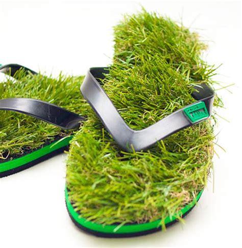 Sandal Print Transformer Optimus Prime kusa grass flip flops