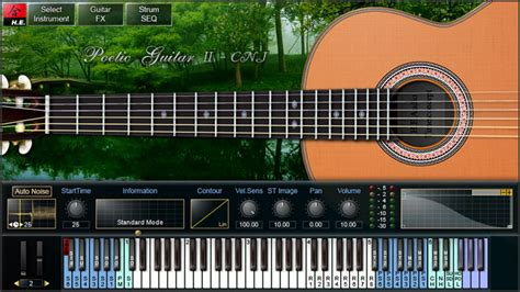 best guitar vst kvr poetic guitar ii by best service guitar vst plugin