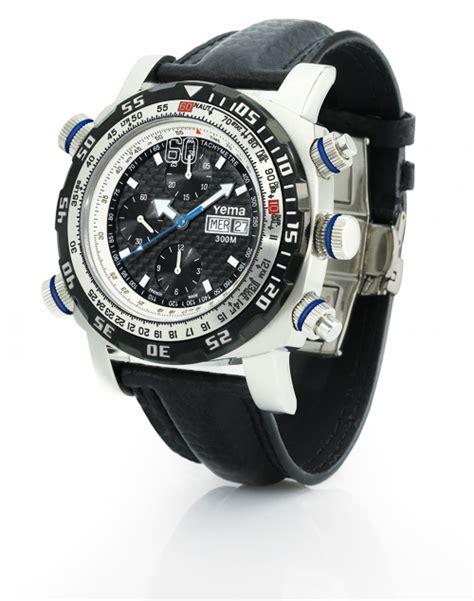 la montre master elements de yema montre accessoires