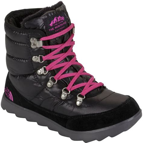 northface womans boots the thermoball lace boot s