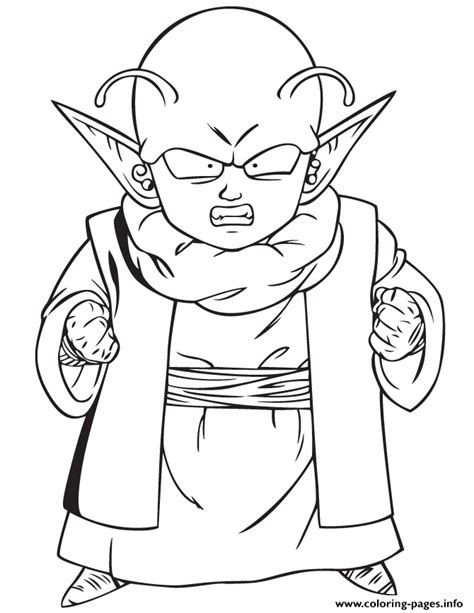 z coloring book z dende coloring page coloring pages printable