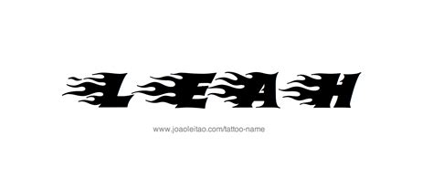 leah tattoo designs design name 20 23 png